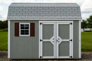 Gray Shed Barn Style